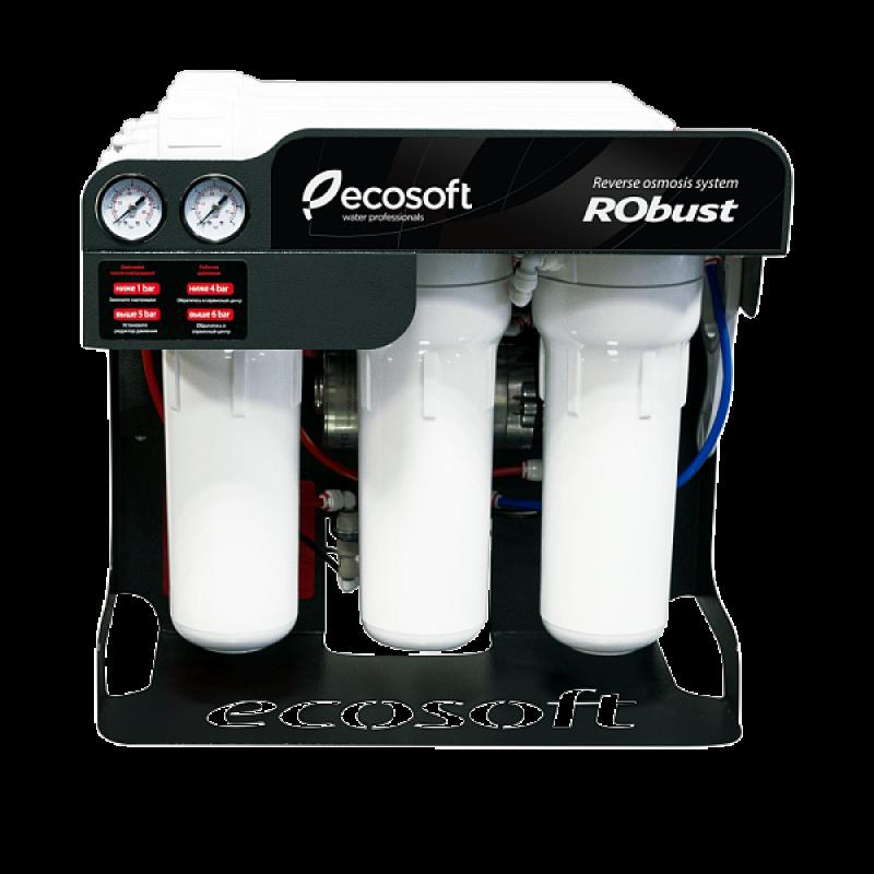 Система обратного осмоса Ecosoft ROBUSTEN