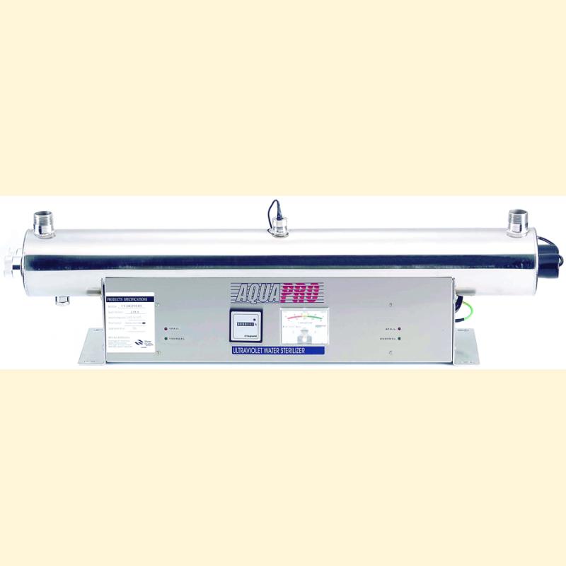 Ультрафиолетовый стерилизатор AquaPro UV-24GPM-HTM