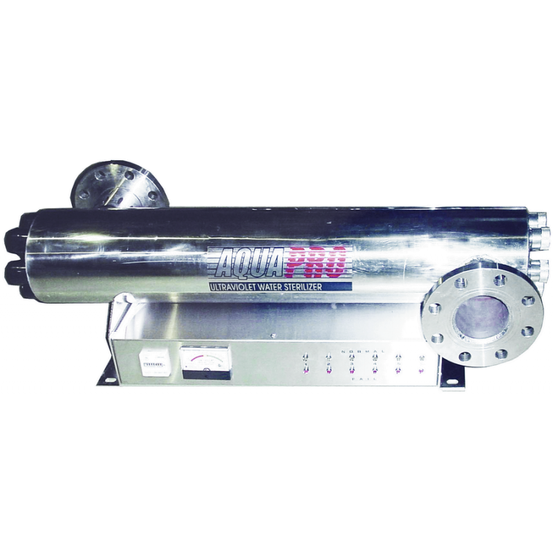 Ультрафиолетовый стерилизатор AquaPro UV-60GPM-HTM