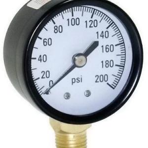 Манометр AIR PUMP HD-Gauge 0-200