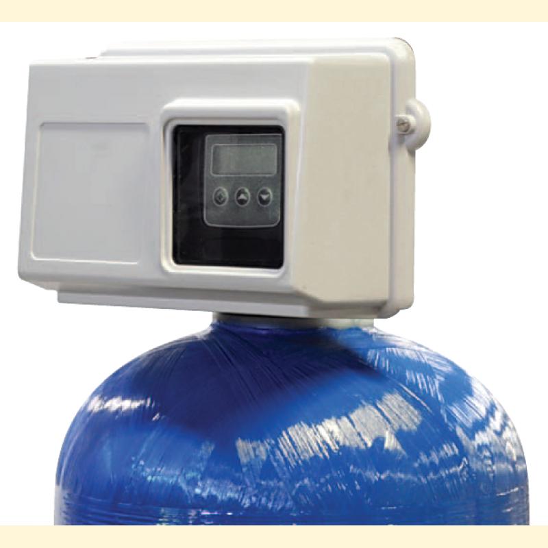 Блок управления Fleck 2850/1700 Eco 100 NBP (умягчение, счётчик)