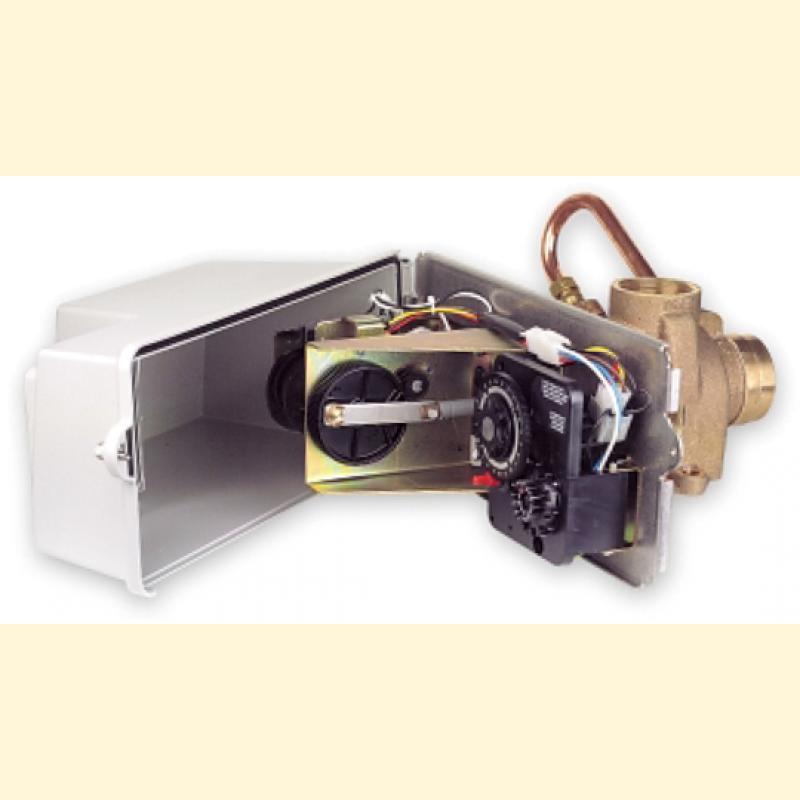 Блок управления Fleck 3150/1800 Eco 375/TM/NBP (умягчение, счётчик)