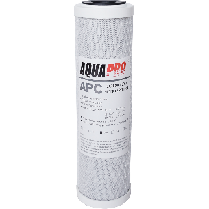 Картридж из прессованного угля AquaPro APC-10 (63/250)