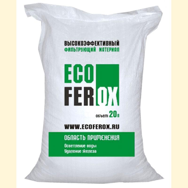 Автокаталитический алюмосиликатный сорбент Аргеллит EcoFerox