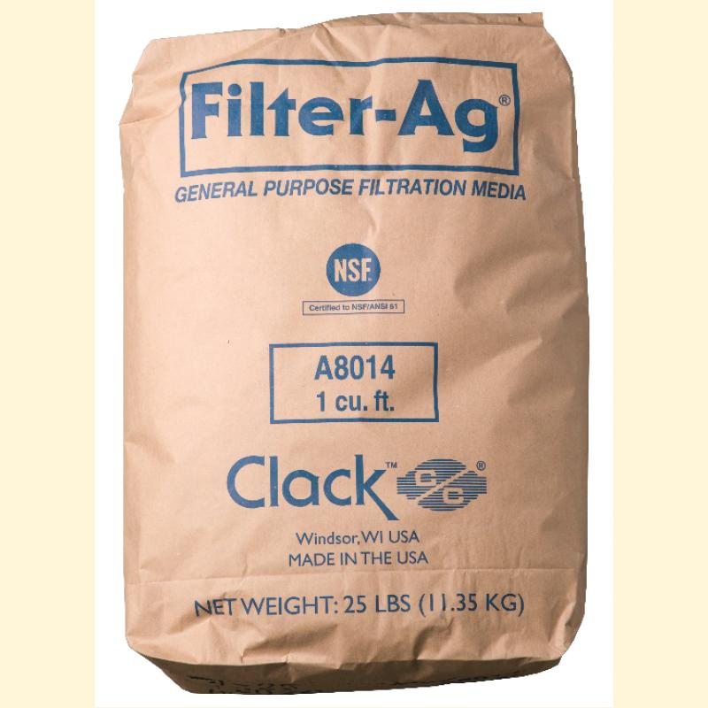 Фильтрующий материал для удаления железа Clack Filter-Ag for Fine Filtration