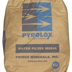 Каталитический материал для удаления железа Clack Pyrolox (Greensand)
