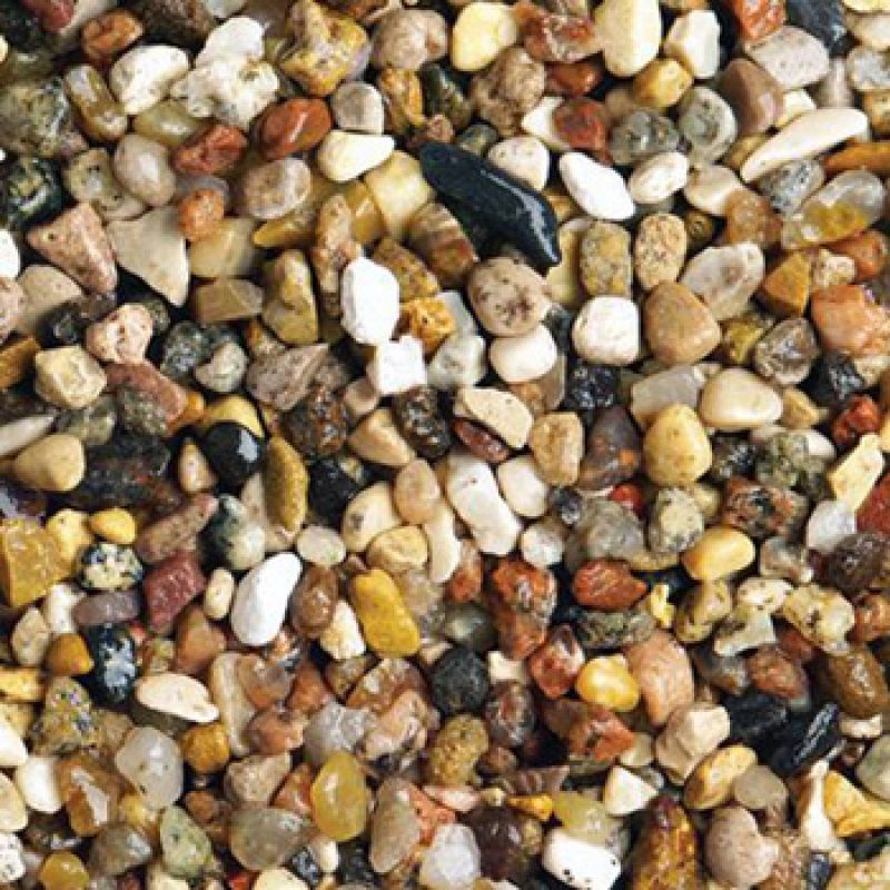 Песок кварцевый фр. 4-7 мм
