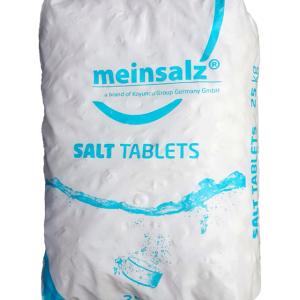 Таблетированная соль для регенерации Meinsalz