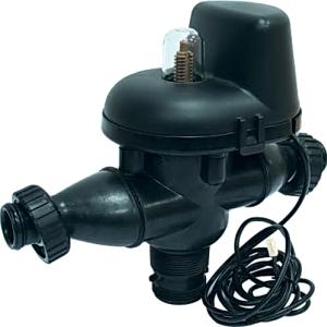 Моторизованный клапан альтернатор Clack V3069MM/bypass