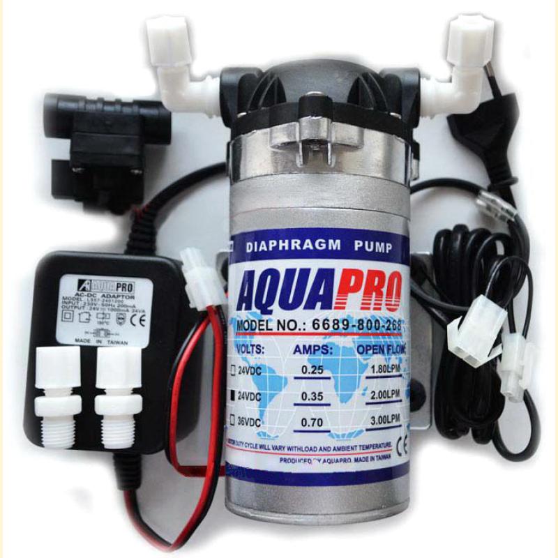 Насос для RO-систем AquaPro PMAP6689-36V (с блоком питания)