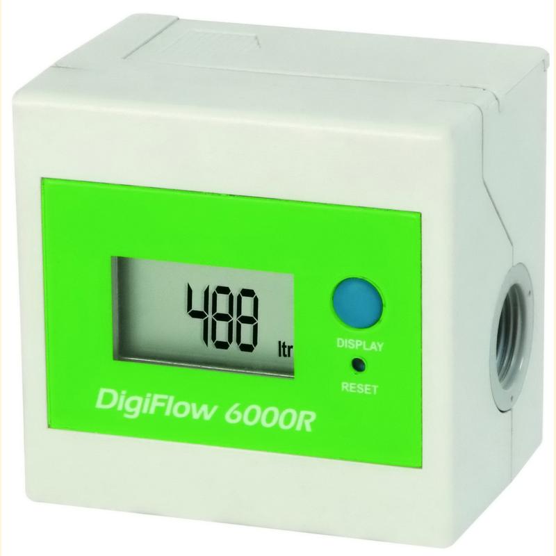 Цифровой водосчётчик AquaPro DF066