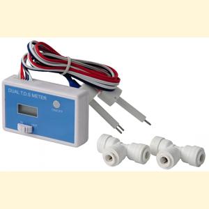 Панельный измеритель солесодержания AquaPro TDS-D