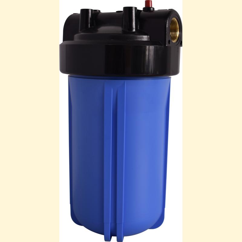 Корпус фильтра AquaPro AQF-1050BU-1BSP-BR (10'')