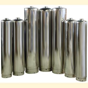Корпус фильтра из нержавеющей стали AquaPro SS-1054-304
