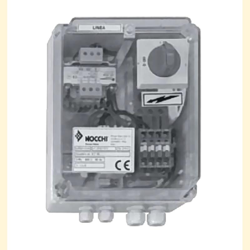 Электронная панель управления NOCCHI Q.EL AT 6,3-10 A 400 V